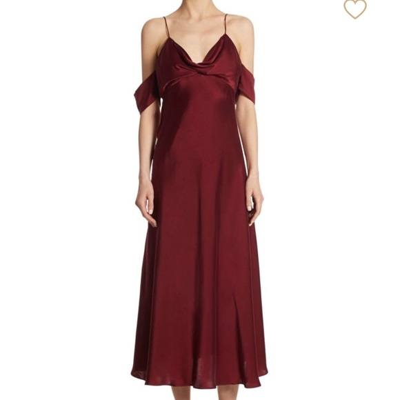 f93e4ccb9c493 Zimmermann Dresses | Drape Slip Dress | Poshmark